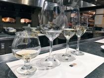 Wine tasting in style.